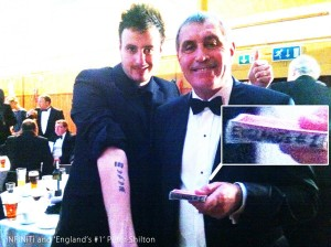 magic mark infiniti magician peter shilton